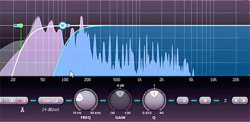 Audio Masterclass Professional Course in Equalization